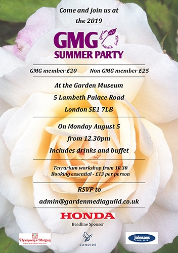 GMG Summer Party Invite