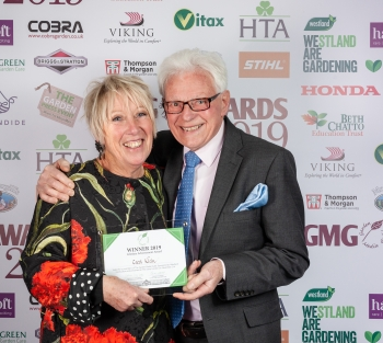 GMG Awards 2019 - Lifetime Achievement Award - Carol Klein - sponsored by Westland